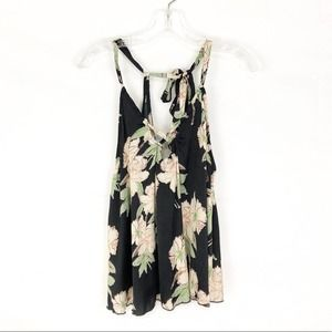 Free People Line Up Tie-Back Cami (D4)